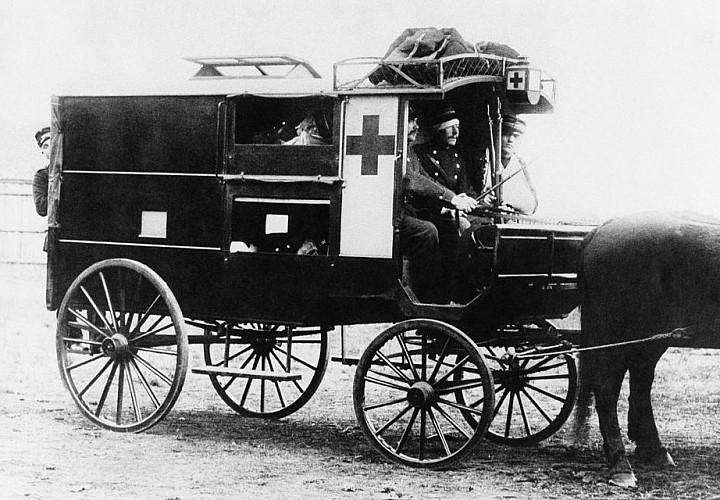 Выставка «Красный крест. Гуманитарная фотография 1865 – 2015 гг.»