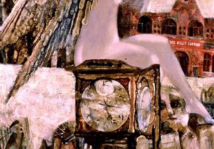 «Срезы культурного слоя». Выставка произведений Александра Кондурова