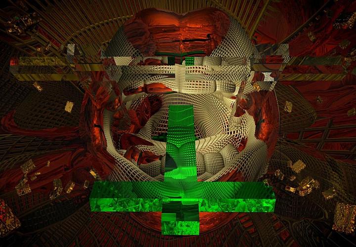 Выставка Константина Худякова «Искусство глубокого погружения» в Калуге