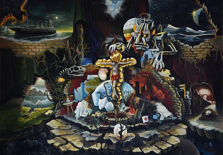 Выставка Авдеева Александра