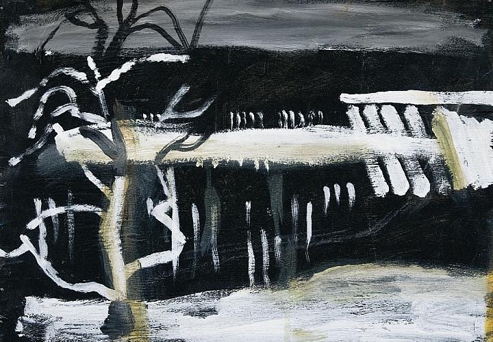 Выставка произведений Игоря Пчельникова «Объем изображения»