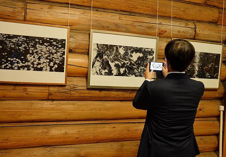 «Луч света». Выставка корейского фотохудожника Чо Ин Чжына
