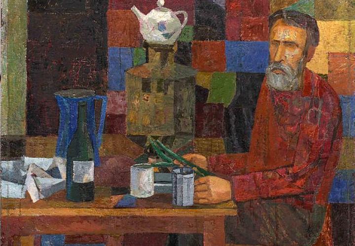 Выставка произведений Юрия Шишкова «МОЯ РОССИЯ»