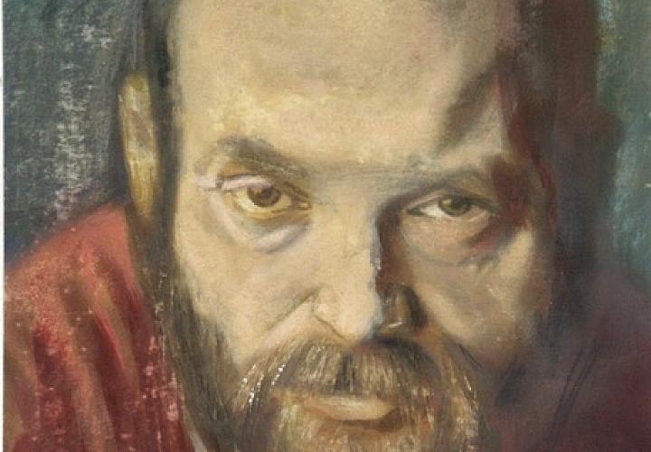 Выставка Константина Петрова