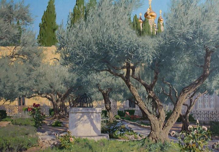 Выставка Артёма Пучкова «Мой путь»