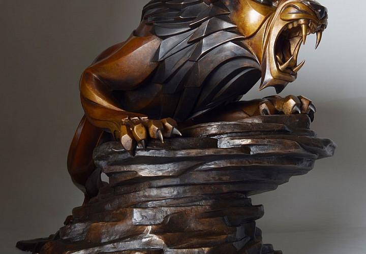 Выставка скульптора Глеба Крюкова «СТРУНЫ ДУШИ»