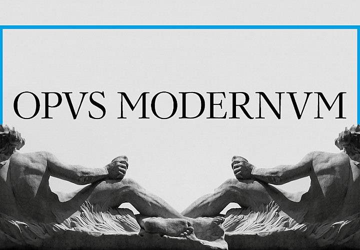 Выставка Opvs Modernvm