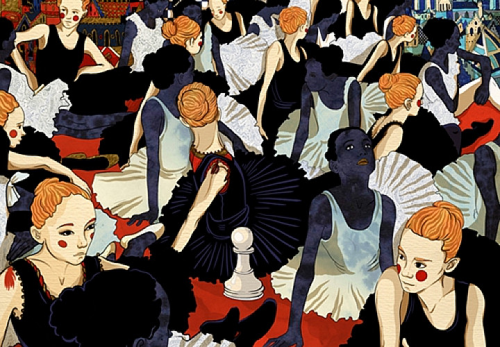 Выставка Екатерины Белявской «Шах, мат и ты»