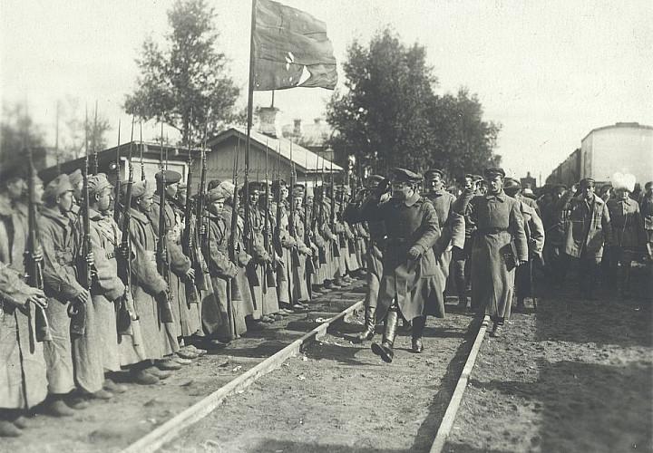 Выставка ИСТОРИЯ РОССИИ В ФОТОГРАФИЯХ 1918 – 1940 гг