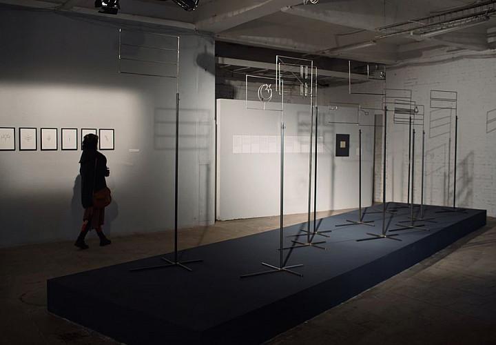 Выставка Александра Морозова «Полития / ΠΟΛΙΤΕΊΑ»