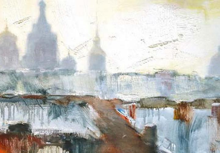 Выставка Константина Сухоплюева «Полетели»