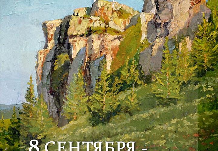Персональная выставка Наталии Рудый (Кузнецовой) «Свет малой Родины»