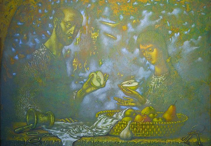 Юбилейная выставка Николая Тарасика