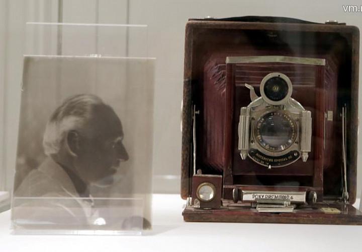 Выставка Вольдемара Андерсона «В вихре истории: судьба латышского стрелка»