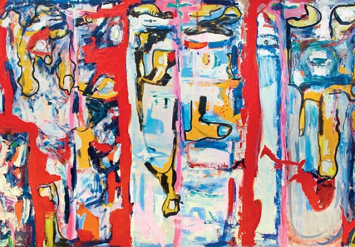 Выставка «Студия «Новая реальность» (1958–1991). Трансформация сознания»