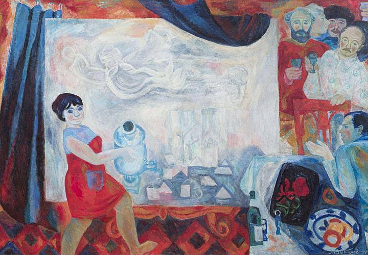 Выставка «Русское искусство XX века: в поисках нового»