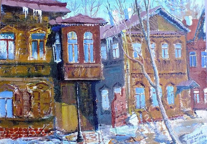 Юбилейная выставка Альберта Галимова