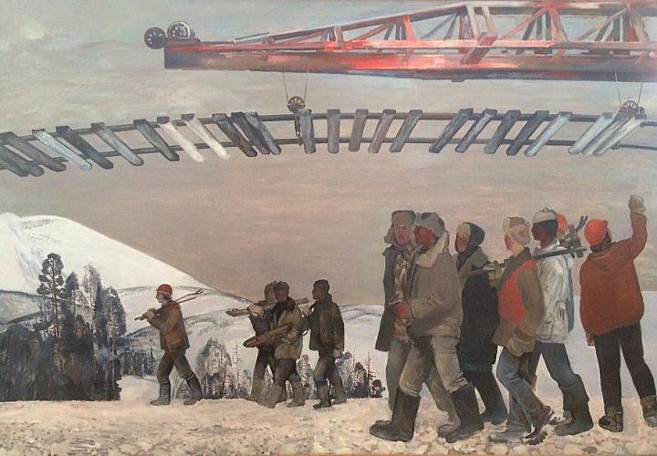 Выставка «От Иркутской губернии до Иркутской области» к 80-летию региона