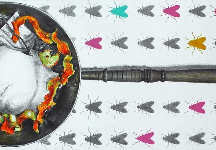 Выставка Тимофея Смирнова «Кисло-сладкая жизнь»