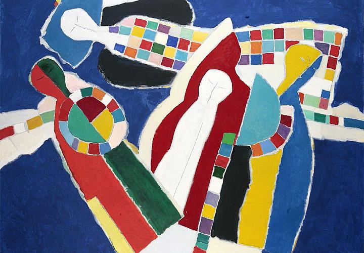 Выставка «Виталий Смагин. Живопись, графика»