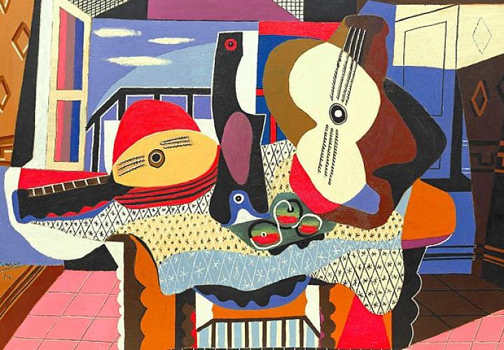 Гитары и мандолины. 6+