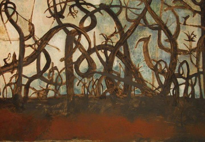 Выставка «ЛЕС» (Антон Леухин и Надия Миниахметова)