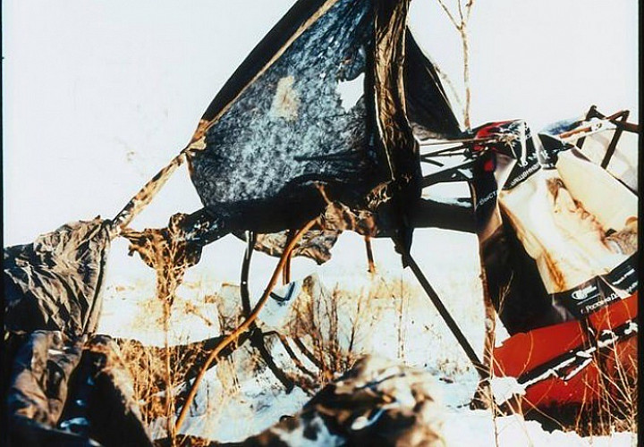 Выставка работ Сергея Сапожникова The Drama Machine