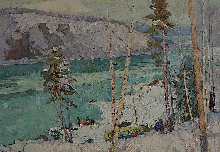 «Корифеи  сибирской  живописи ХХ века»