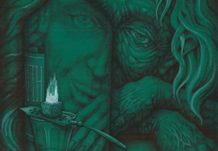 Выставка «Капля абсента». Александр Аросев-Каширин
