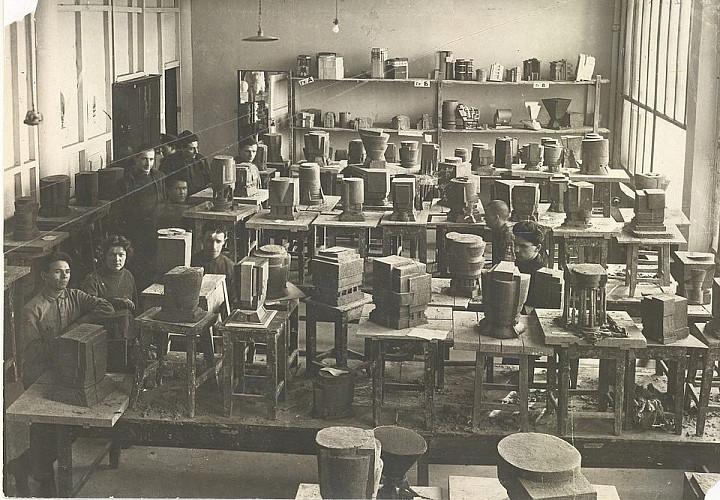 Выставка «Эксперимент Ладовского»