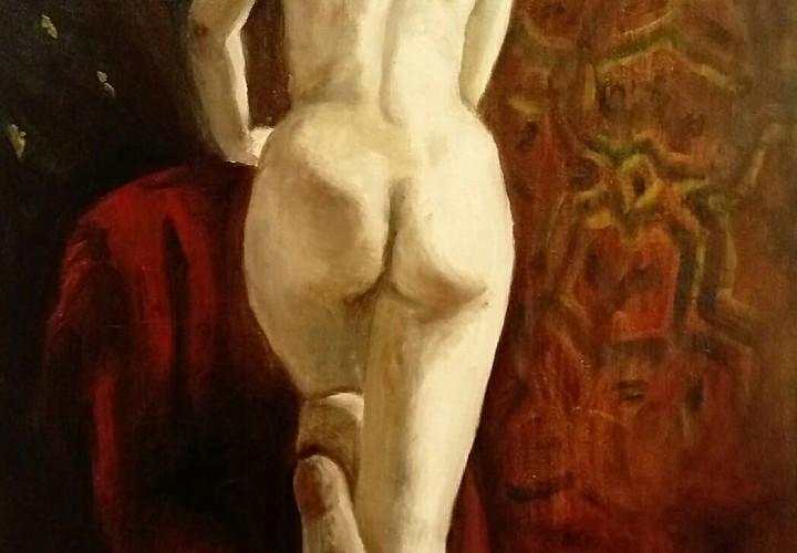 Выставка живописи Андрея Лукоянова «Отражение: частный случай»