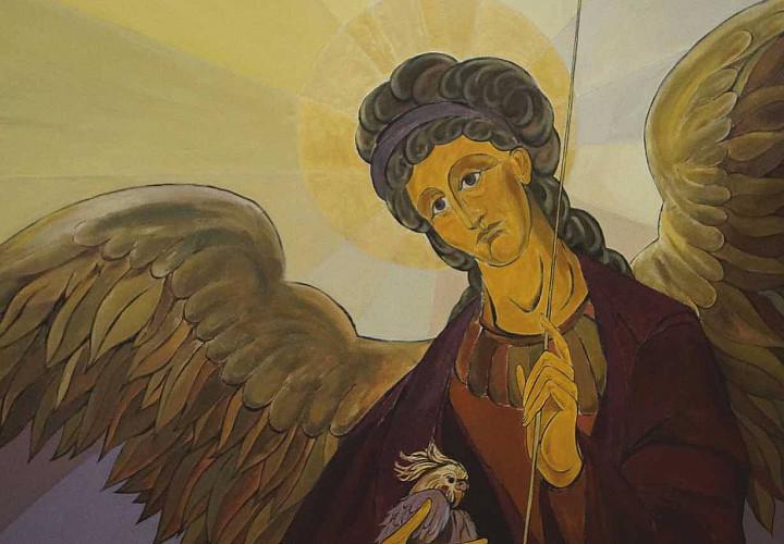 Выставка международного арт-проекта «Ангелы мира»