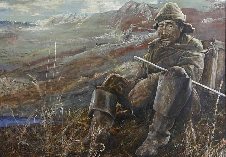 Выставка «От холста до экрана: 25 документальных фильмов об иркутских художниках»