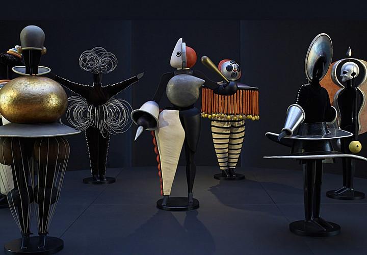 OSCAR SCHLEMMER: DANCING ARTIST