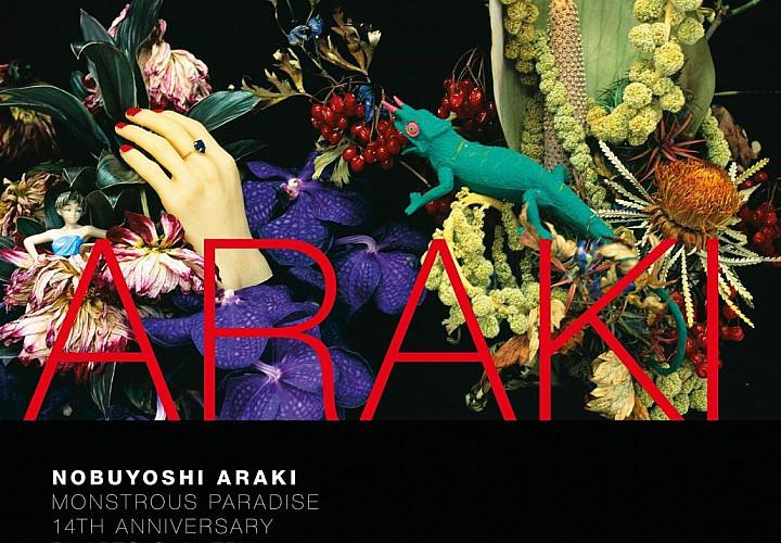Exhibition Nobuyoshi Araki
