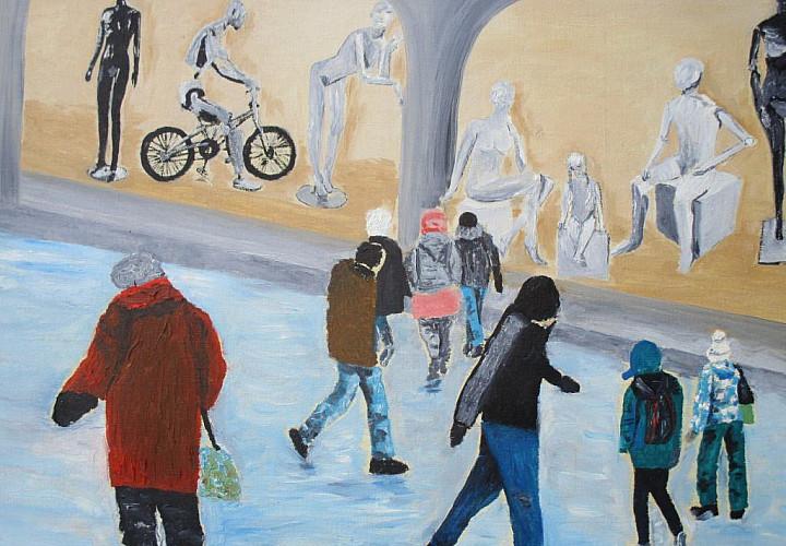 Выставка Владимира Щербинина «Консервы времени»
