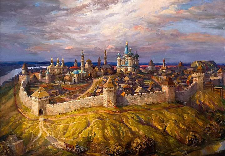 Фиринат Халиков. Живопись. Графика К 60-летнему юбилею