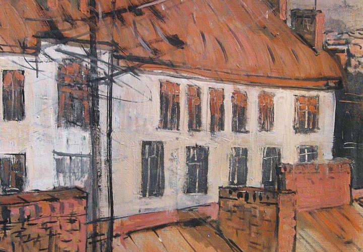 Выставка художника Владимира Хахо «День за днём, год за годом»