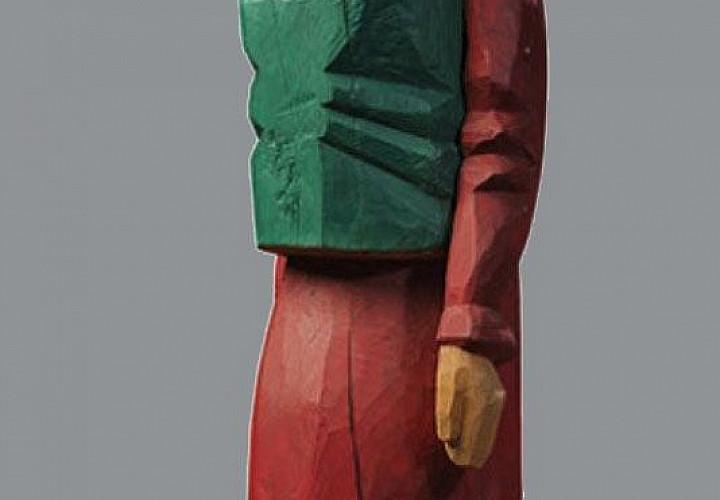 Выставка произведений Владимира Тишина (1963-2015) «ПОЭТИКА ТРЁХ ИЗМЕРЕНИЙ»