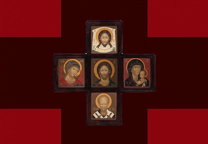 Международный художественный проект «Крестный путь»