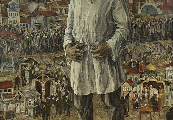 Выставка Николая Житкова к 80-летию автора
