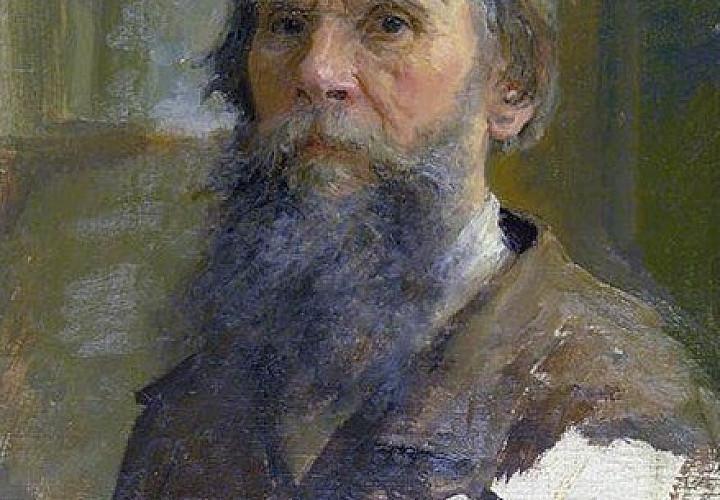 Выставка одного произведения А.Е. Куликова «Автопортрет» 1948 года