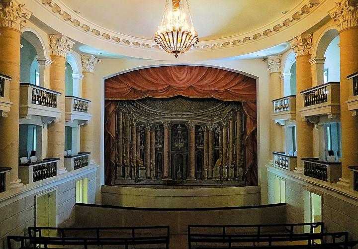 Выставка «Иллюзия театра». К 200-летию открытия Театра Гонзаги в Архангельском»