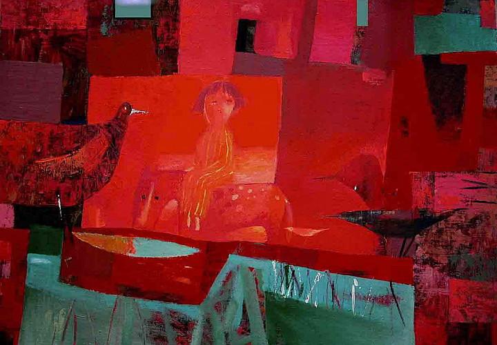Выставка Сергея Исыпова, «Дорог моих пересечения»