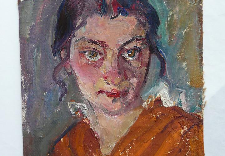 Вера Вильковиская (1890–1944). Живопись. Графика
