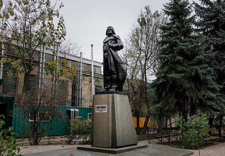 В поисках Ленина