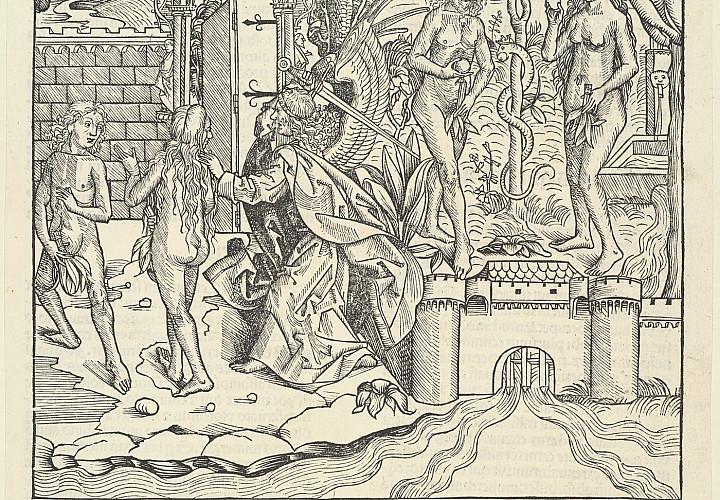 «Эпоха Дюрера. Немецкая графика и живопись конца XV – первой половины XVI века»
