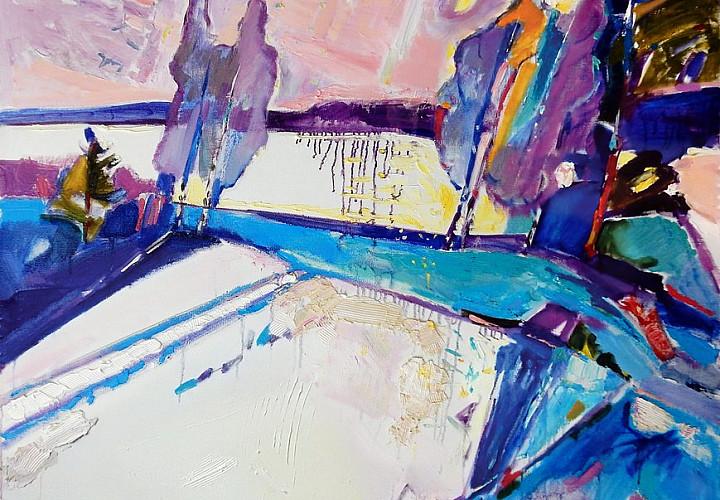 Выставка «Форма цвета»