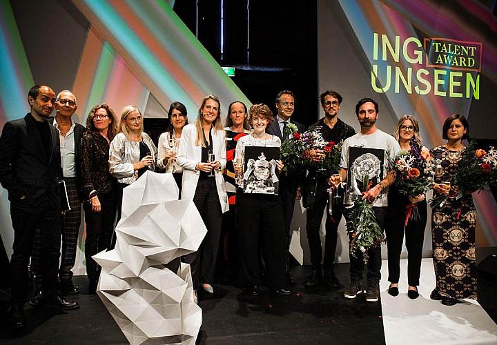 Выставка финалистов премии ING Unseen Talent Award