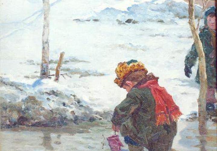 Песни о родине Лотфуллы Фаттахова. Живопись. Графика К 100-летию со дня рождения